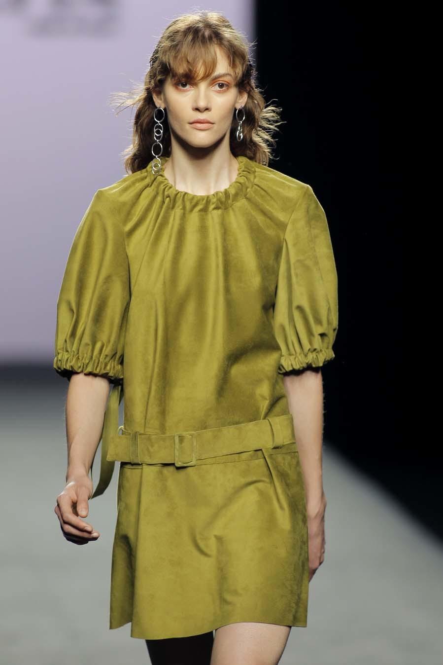 Desfile Roberto Torretta - Madrid Fashion Week - Colección...