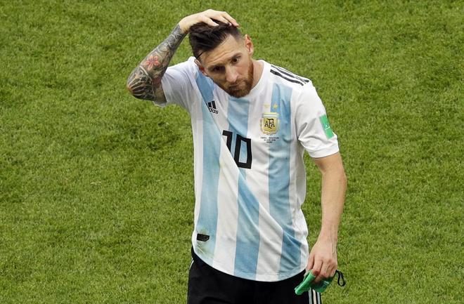 Argentina, Messi, Macri