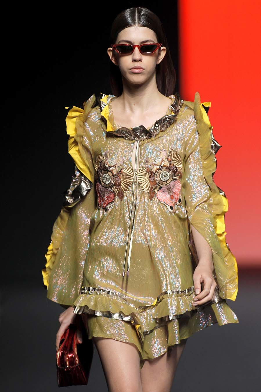 Desfile Custo Barcelona - Madrid Fashion Week - Colección...