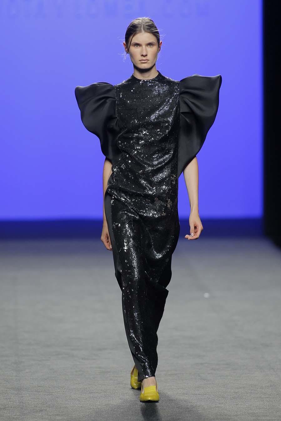 Desfile Devota & Lomba - Madrid Fashion Week - Colección...