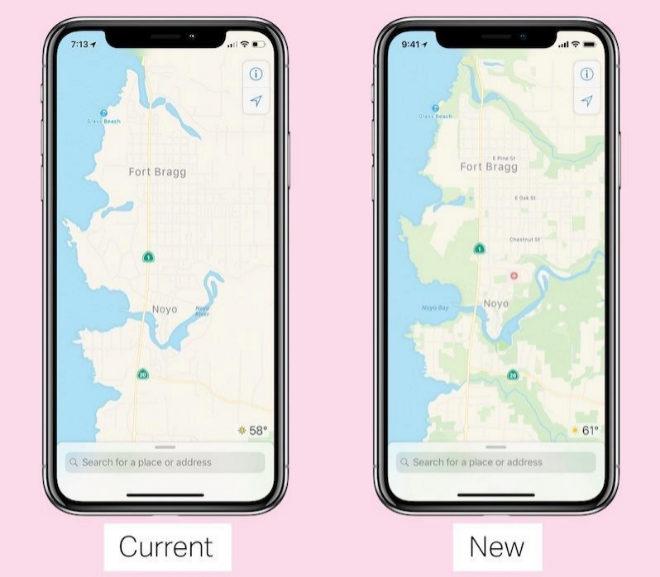 Imagen de Apple Maps