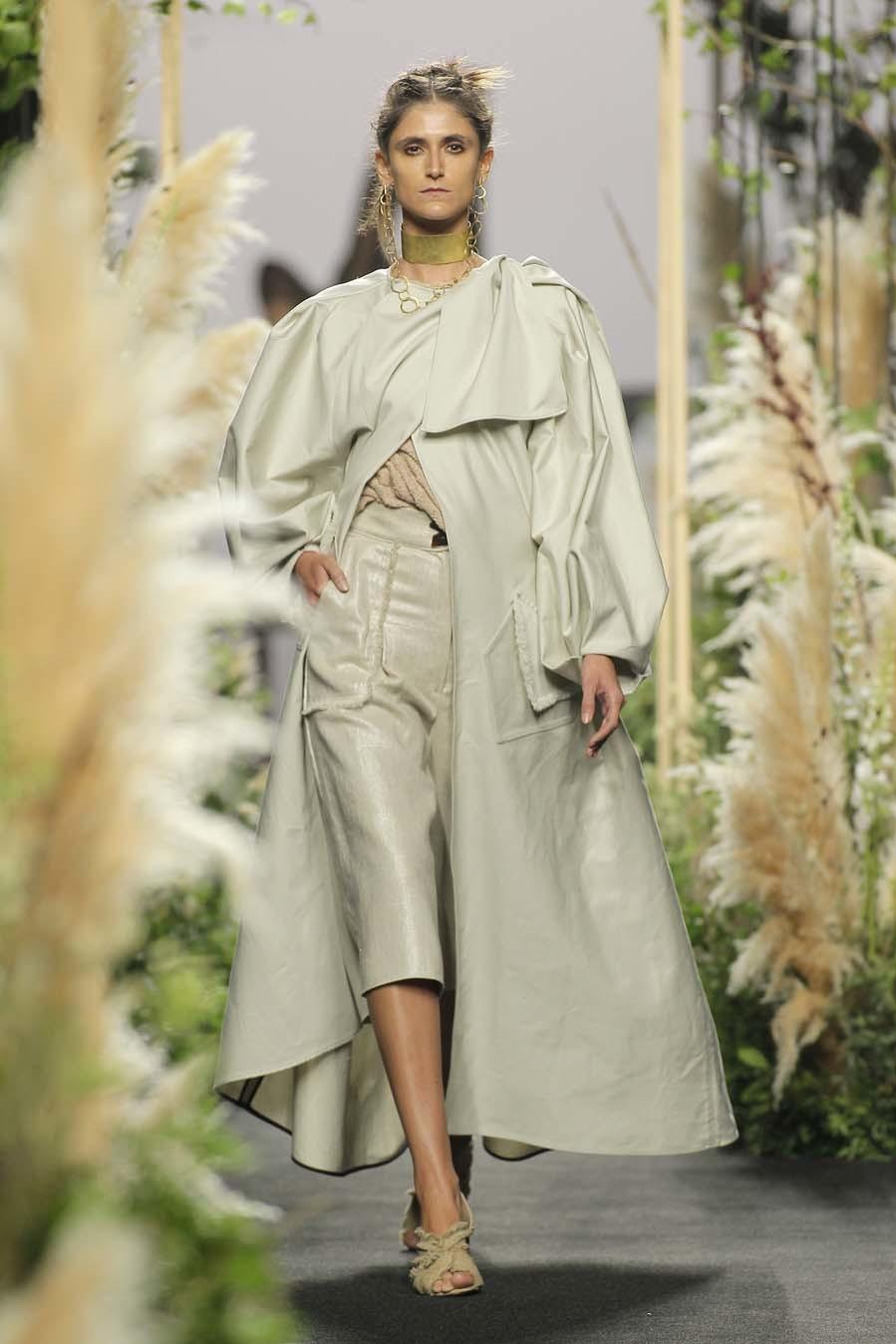 Desfile Isabel Nuñez - Madrid Fashion Week - Colección...
