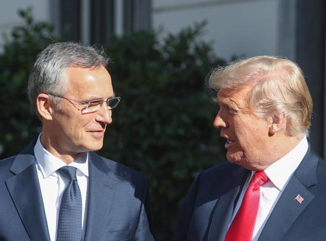 Cumbre de la OTAN: Donald Trump dice que