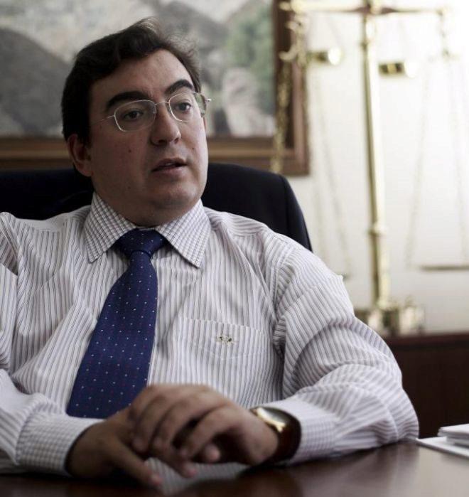 El ex alcalde de Puertollano Joaquín Hermoso.