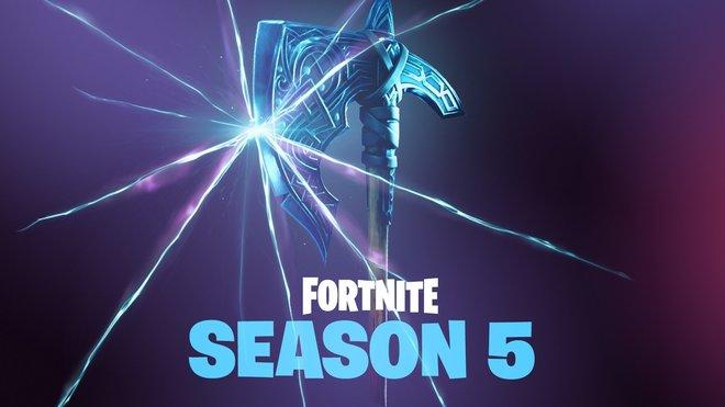 La temporada 5 de Fortnite se estrena hoy, jueves