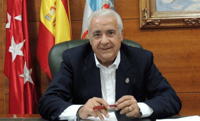 Carlos Ruipérez, alcalde de Arroyomolinos detenido en la operación Enredadera.