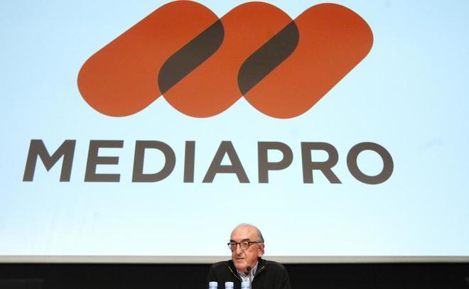Jaume Roures, socio de referencia de Mediapro.