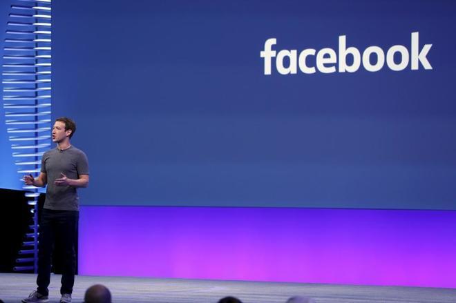 Mark Zuckerberg, fundador y máximo responsable de Facebook.