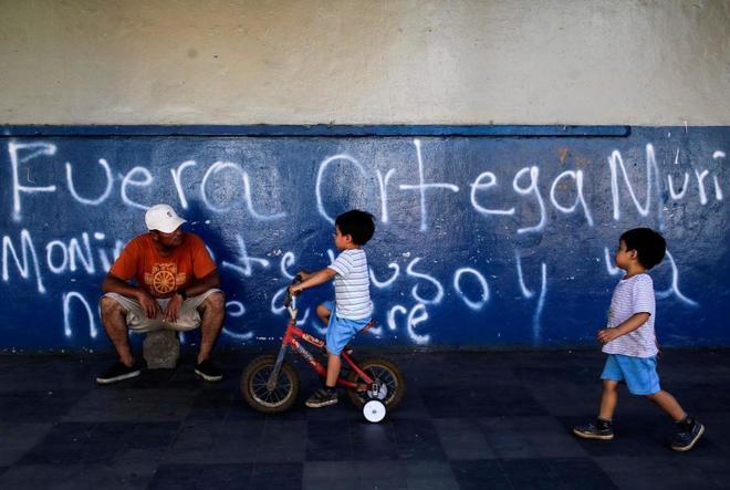La oposición de Nicaragua convoca tres días de marchas y paros contra Daniel Ortega