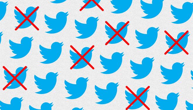 Por qué vas a perder followers de Twitter a lo largo de la semana