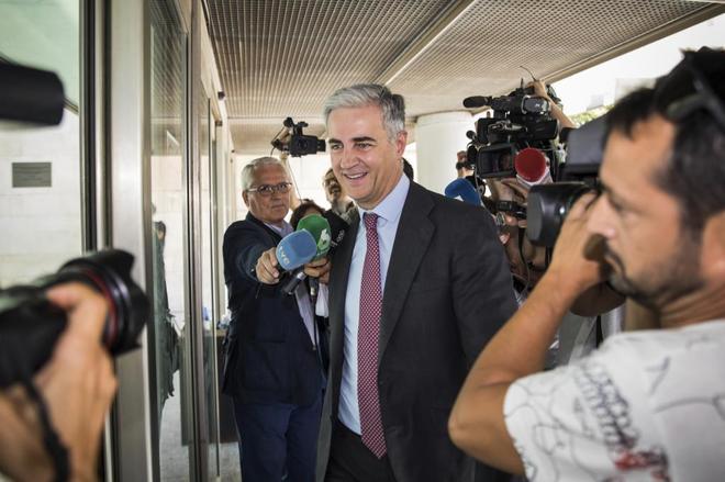 El ex secretario general del PP valenciano, Ricardo Costa