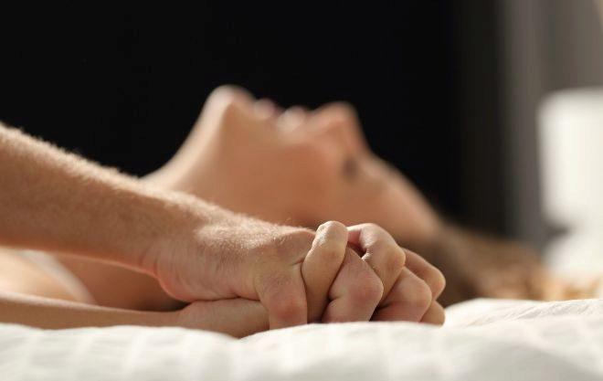 masaje de próstata interno sin dedo para