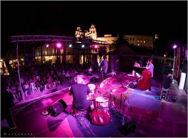Los once años de noches de verano de JazzCádiz