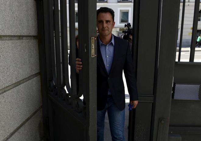 El informático suizo e impulsor de la 'Lista Falciani', Hervé Falciani