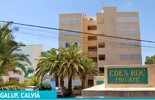 Muere precipitado un turista de 20 a os en un hotel de magaluf baleares - Apartamentos magaluf ...