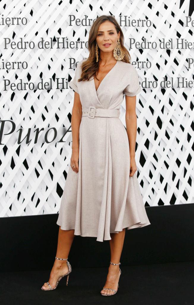 Las mejor vestidas de la semana - Silvia Zamora, de Pedro del Hierro
