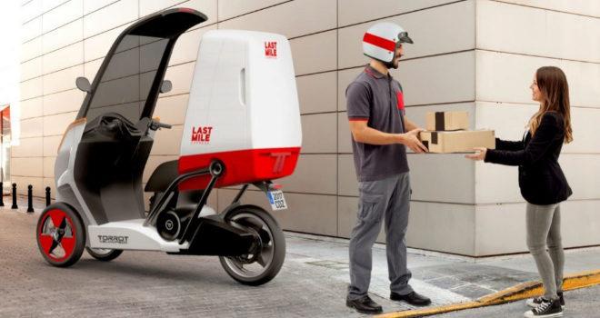El Velocípedo Cargo  100% eléctrico de Torrot, se comercializará en la segunda mitad de 2018