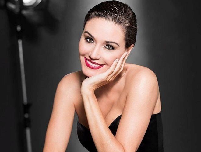 Juncal Rivero, Miss España 1984, actriz y presentadora de televisión
