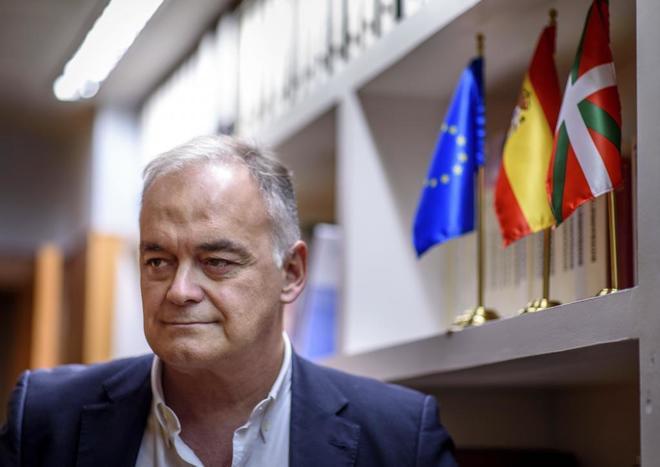 El eurodiputado del Partido Popular, Esteban González Pons