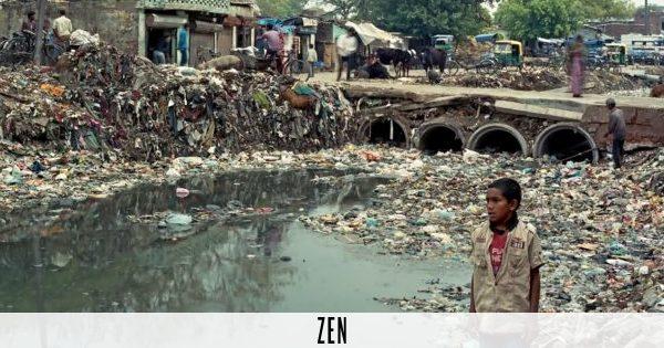 Consciente del problema medioambiental en Nueva Delhi, el arquitecto español