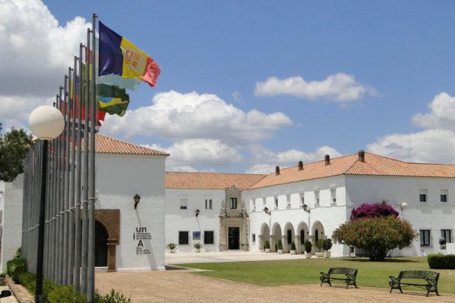 Sede de La Rábida de Huelva.