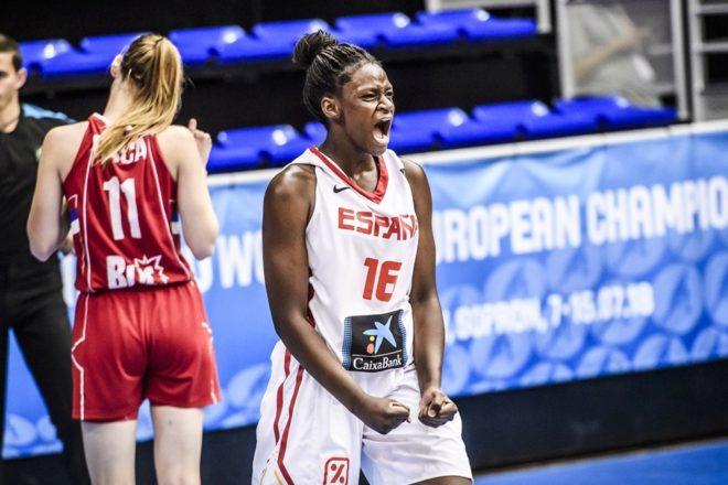 El idilio de la selección española femenina con el Europeo