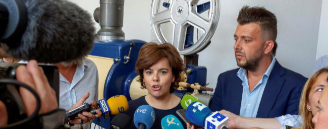 El 60% de los votantes del PP prefiere a Soraya Sáenz de Santamaría