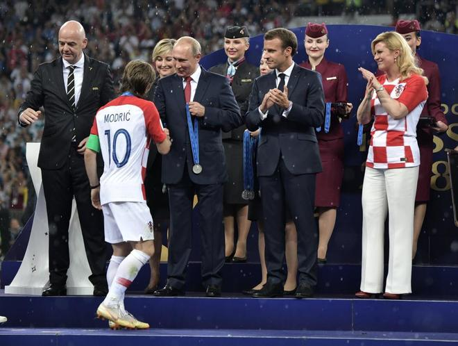 Cuando Italia marcó su gol decisivo en la final del