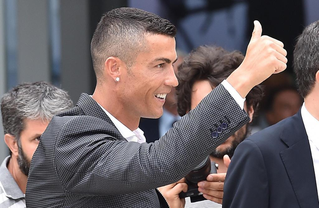 Cristiano Ronaldo, frío con el Madrid: ''Fue una decisión fácil venir a la Juventus''