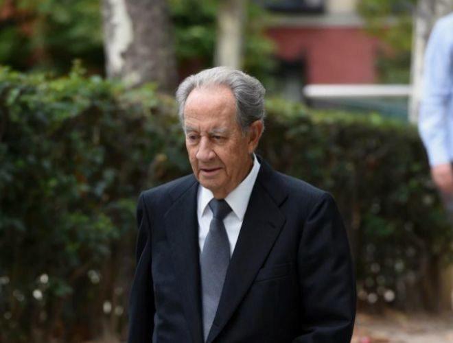 Imagen de archivo del ex presidente de OHL Juan Miguel Villar Mir.