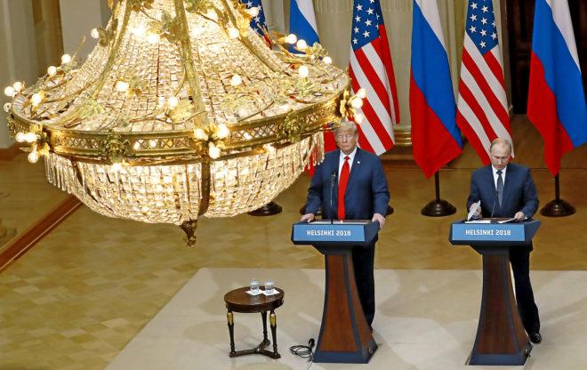 El presidente estadounidense achaca las hostilidades con Rusia a la