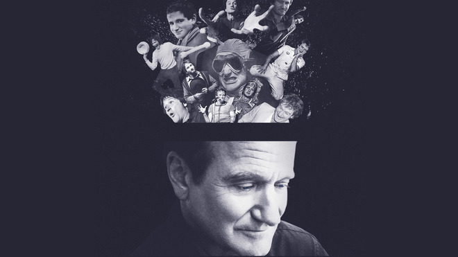 Imagen del documental En la mente de Robin Williams