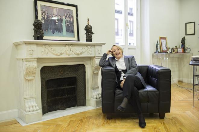 Yvonne Blake, la inglesa que presidió el cine español