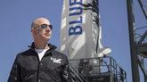 El empresario multimillonario Jeff Bezos
