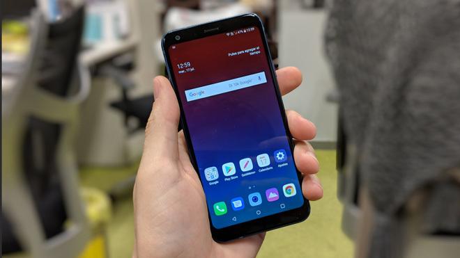 Análisis LG Q7: gama media con toques de gama alta y con una dura competencia