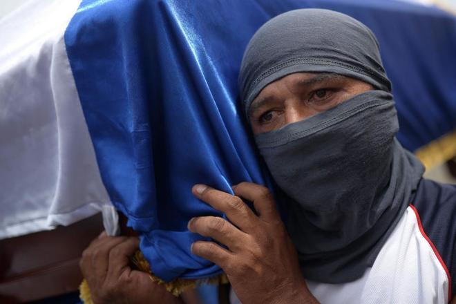 Sangrienta `Operación Limpieza` en NicaraguaDaniel Ortega, el caudillo sandinista que