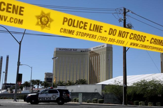 El hotel de la masacre de Las Vegas demanda a las víctimas y niega tener responsabilidad en materia de seguridad