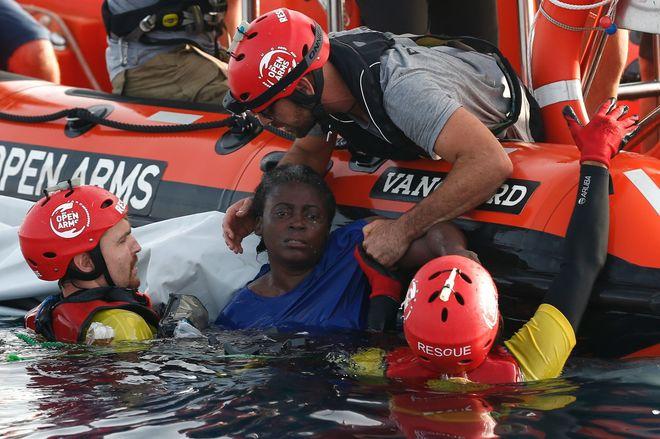 Las llegadas de inmigrantes por mar a España superan ya