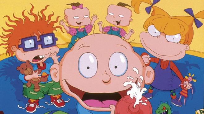 Imagen de la serie de los 'Rugrats'