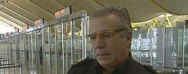 El comisario Carlos Salamanca