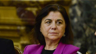 La periodista Lucía Méndez.