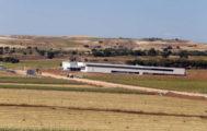 Superficie en Villar de Cañas destinada a la construcción del ATC de residuos nucleares.