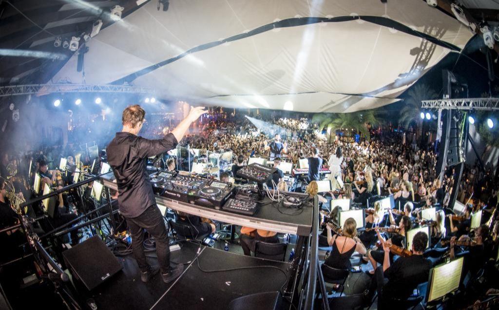 La discoteca Pacha en Ibiza