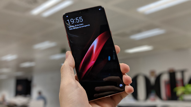 El Oppo R15 Pro es una versión inferior del OnePlus 6