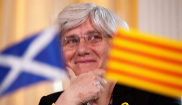 La ex consejera de Educación de la Generalitat, Claro Ponsatí