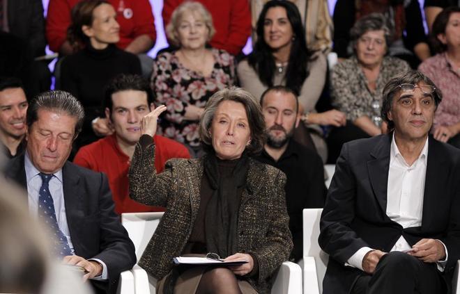 Rosa María Mateo, propuesta para administradora única de RTVEEl concurso