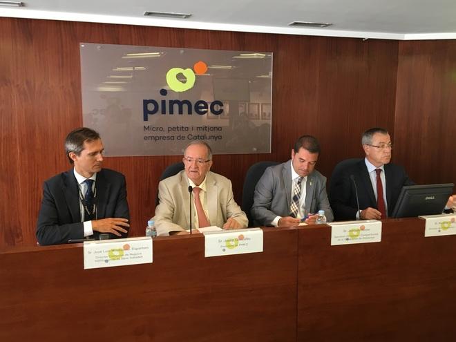 Las pymes generan el 70 del empleo en catalu a catalu a - Papel pintado de los 70 ...