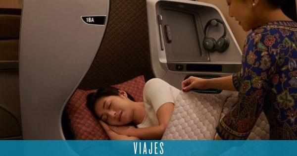 Singapore Airlines se ha impuesto entre más de 355 entidades