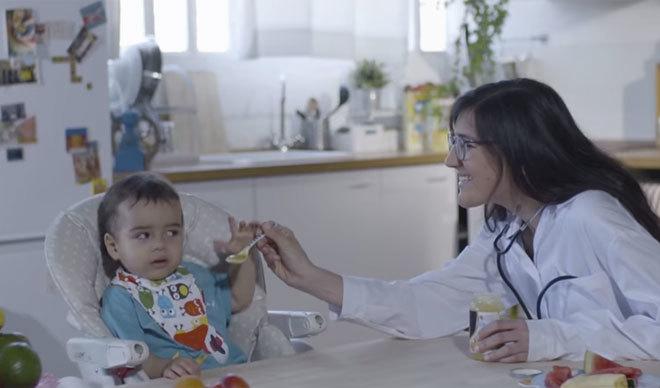 Captura de pantalla del vídeo de ONG Justicia Alimentaria-VSF para...