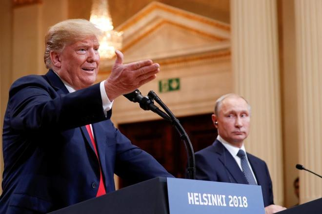 Trump invita a Putin a Washington para